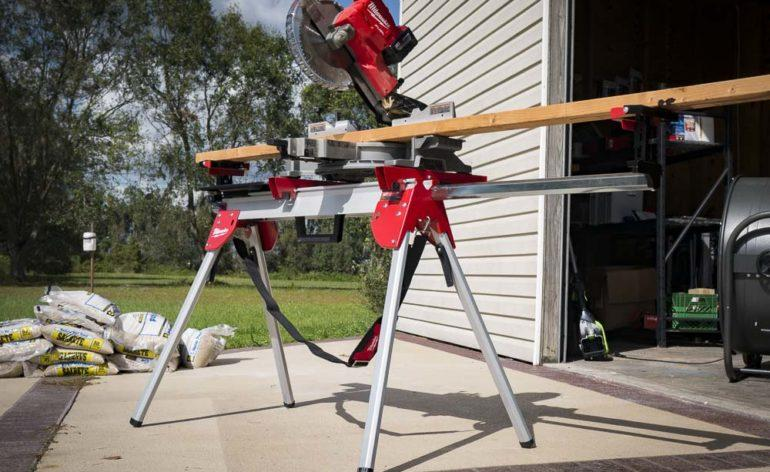 Best Miter Saw Stand: TOP 10 Affordable Milter Saw Stand [2021 Updated]