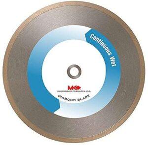 best wet saw blade for porcelain tile