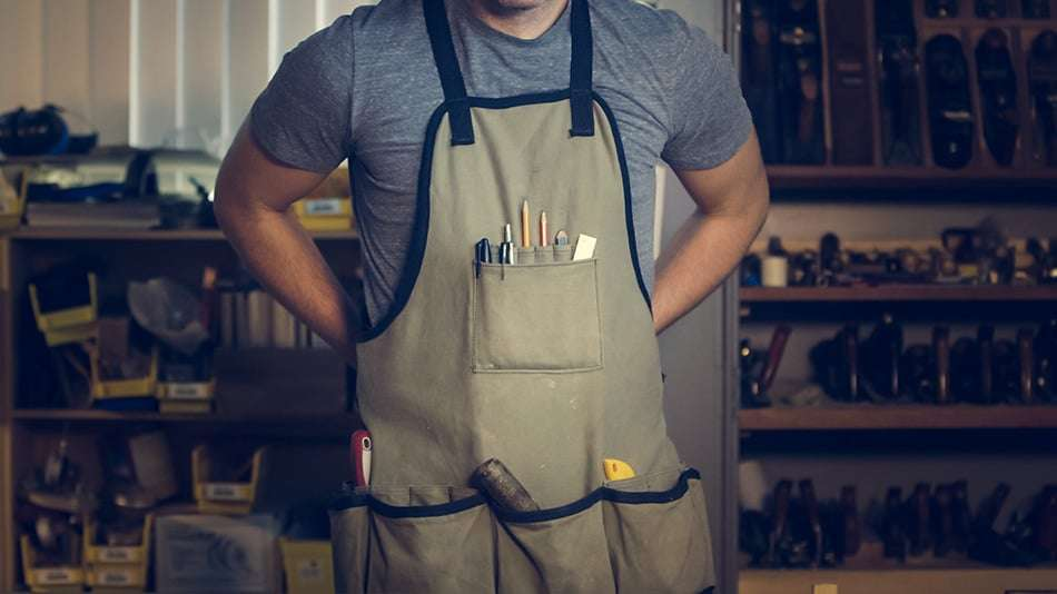 Best Woodworking Apron: TOP 10 Carpenter Aprons, Affordable [2021]