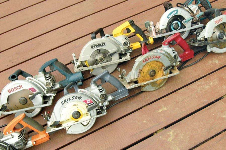 Best Worm Drive Saw: TOP 10 Lightest Worm Drive Saw [2022 Updated]